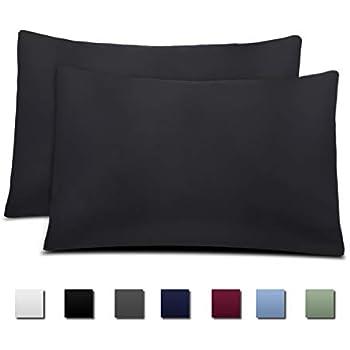 Amazon Com King Size Pillow Cases Set Of 2 Soft