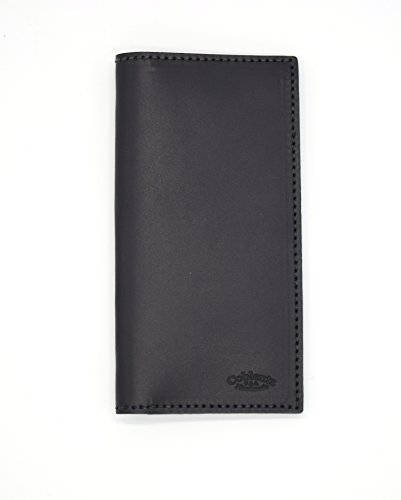 Roper Wallet Style Simplistic fold By Black Handmade Amish Leather Bi W929 8wRnYXq