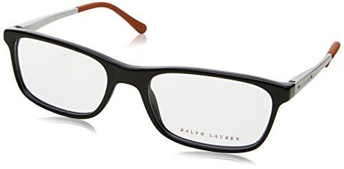 Ralph Lauren RL6134 Eyeglass Frames 5001-53 - Black RL6134-5001-53