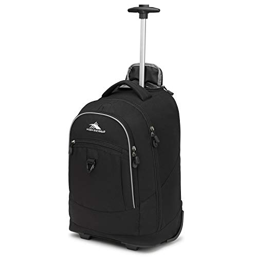 High Sierra Chaser Lightweight Wheeled Laptop Backpack