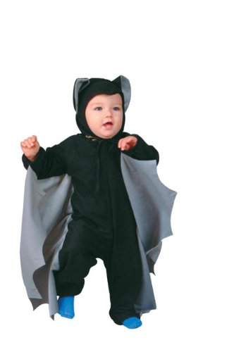 [Grey Cute-T Bat Infant Costume] (Cute Baby Costumes Sale)