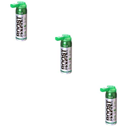 Boost Oxygen Supplemental Oxygen to Go