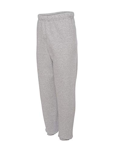 Jerzees 973 Adult NuBlend Sweatpants - Athletic Heather, Small from Jerzees