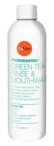 PerioDental® Green Tea Rinse & Mouthwash