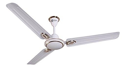 Orient Electric Pacific Air Décor 1200mm Decorative Ceiling Fan (White)
