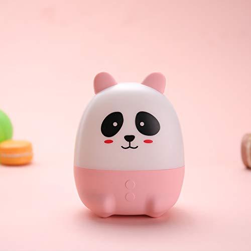 HJuyYuah Lovely Cute Panda Night Light Fragrance Lamp Bedroom Decor Mini LED Lamp Bulb