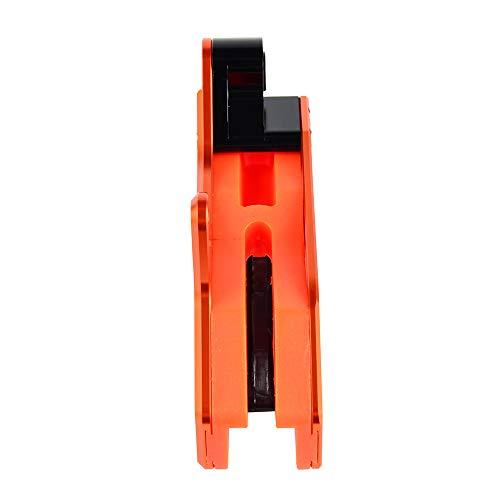 NICECNC CNC Orange MX Motocross Chain Guide Guard for SX/SX-F 2007 85 SX 15-16 FREERIDE 250 R 14-16 350 13-16 690 ENDURO R/ABS 10-15 SMC/R/ABS 10-14 125-530 All Models 08-16 by NICECNC (Image #4)