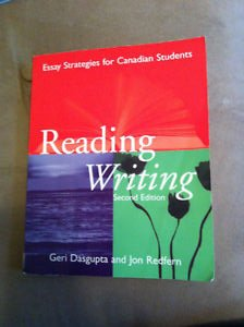 Reading Writing: Essay Strategies for Canadian Students
