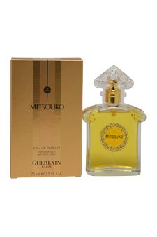 Amazoncom Guerlain Eau De Parfum Mitsouko 25 Oz Guerlain