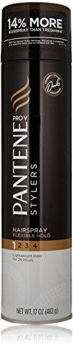 Pantene Pro-V Stylers Flexible Hold Hairspray 17 Oz