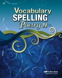 Vocabulary, Spelling, Poetry IV PDF