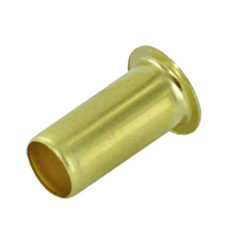 Sellerocity Brand 5 Pack Of Air Compressor Pneumatic Brass Compression Tube Fitting Insert Sleeve For 3/8