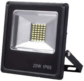 Alverlamp LPRO2041_C - Proyector led 20w 4000k: Amazon.es ...