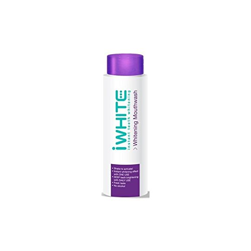 iWhite Instant Teeth Whitening Mouthwash (500ml) (Pack of 6) -