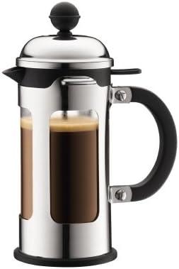 Bodum Chambord Cafetera émbolo, Brillante, 0,35 litros: Amazon.es ...