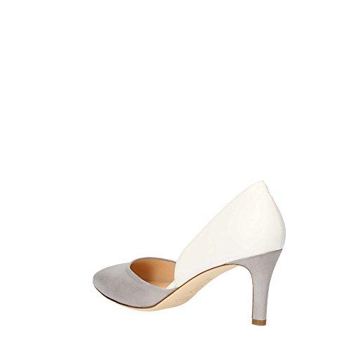 MELLUSO - Zapatos de vestir para mujer gris gris