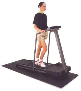 Apache Mills Treadmill Equipment Mat
