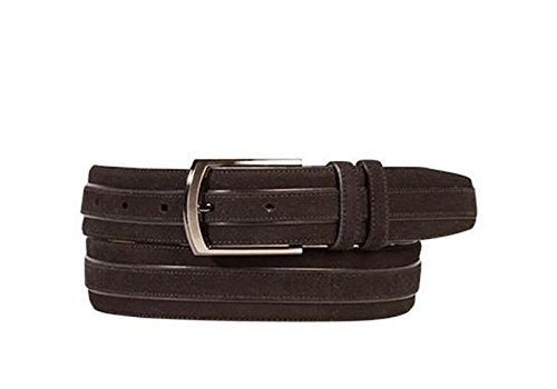 Mezlan Mens Ao10274 Belt , Black, 36 Medium (AO10274)