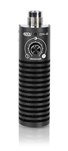 Dynamic Mic Capsule - MXL DX-2 Dual Capsule Variable Dynamic Instrument Microphone