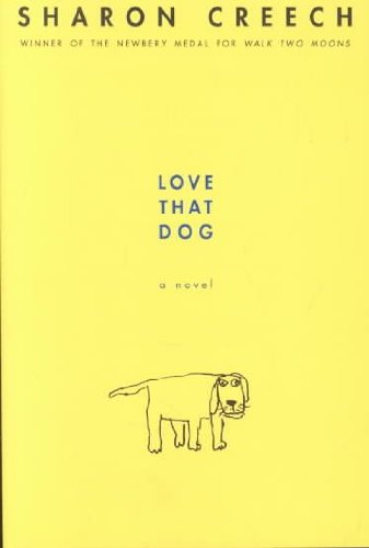 Download Love That Dog[ LOVE THAT DOG ] by Creech, Sharon (Author) Feb-18-03[ Paperback ] ebook