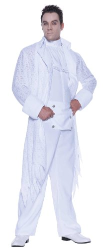 Underwraps Mens Haunting Ghost Costume - One Size -
