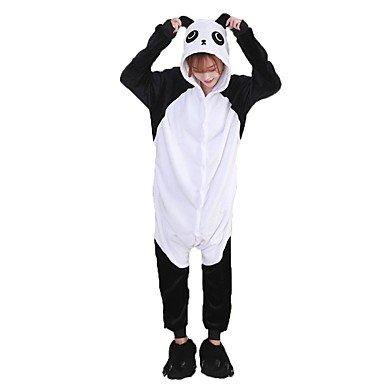 Pijamas Panda Mallas/pijama entero Zapatos Fiesta/Vacaciones pijama a Fantasia animales Halloween de