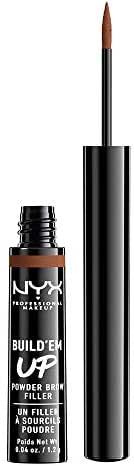 Eyeliner & Brow Pencils: NYX Build'Em Up Brow Powder