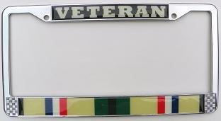 desert-storm-veteran-license-plate-frame-chrome-metal