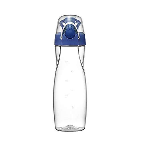 YDSH Kettle Riding Kettle Sports Bottle Sports Bottle Bicycle Kettle Leakproof Drinking Cup PP Water Cup DN-49 (Blue2)