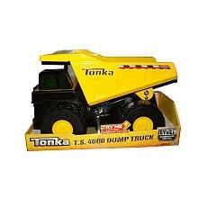 Tonka Ts4000 Steel Dump Truck by Hasbro