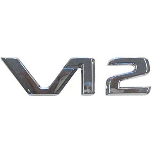 mercedes benz v12 emblem - 5