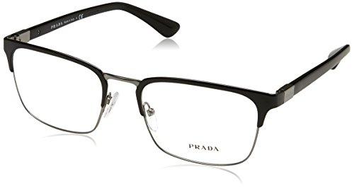 Prada Men's PR 54TV Eyeglasses 55mm (Prada Pr)
