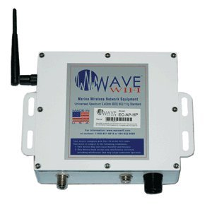 Wave WiFi EC-AP-HP High Performance WiFi Access System w/Access Point