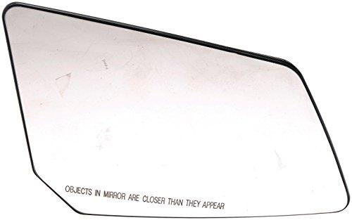 Dorman 56076 Chevrolet/GMC Passenger Side Plastic Backed Door Mirror Glass