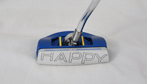 Brainstorm Golf- 2016 Happy Putter 34'' Mallet by Happy Putter