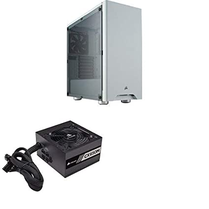 best sneakers ea59f cd9f2 Amazon.com: Corsair Carbide Series 275R Mid-Tower Gaming Case White ...