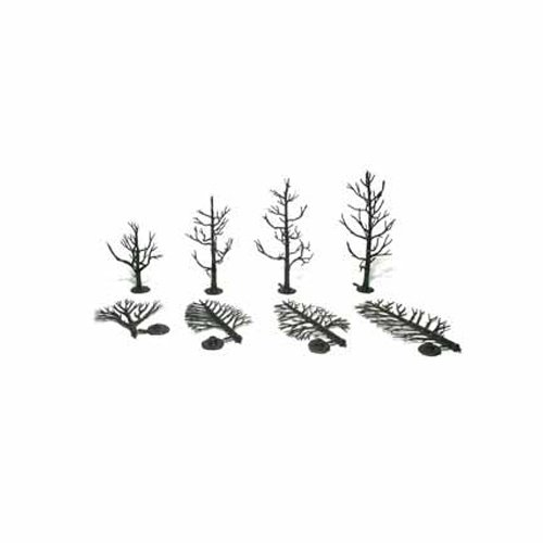 Scenics Woodland Armatures Tree - Deciduous Tree Armatures, 5