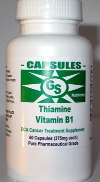 Encapsulé vitamine B1, thiamine,
