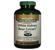WHITE фасоли Экстракт 300 мг W / ФАЗА II углеводов ингибитор (ранее Carbo Снаряженная) - 60 таблеток