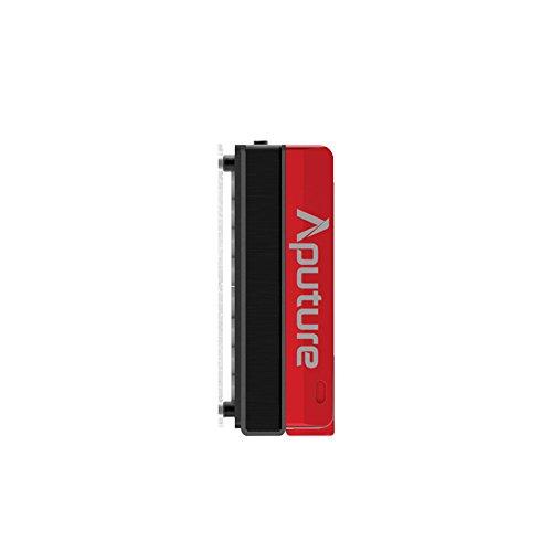 Aputure AL-MX LED Video Color Temperature 2800-6500k TLCI/CRI 95+ On Camera Fill Light Pocket Sized Tiny LED Lighting by Aputure (Image #4)