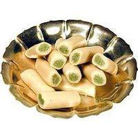 Pack of 1 - Nirav Kaju Pista Rolls (1 Pounds) (Pista Roll)