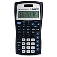 TI-30X IIS Scientific Calculator, 10-Digit LCD, Sold as 1 Each