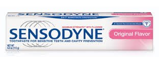 Price comparison product image Sensodyne Toothpaste Full Protection 4 oz