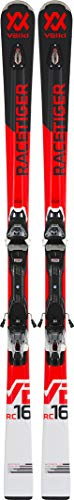 VÖLKL RACETIGER RC Black Ski 2019 INKL. VMOTION 10 GW Black/White