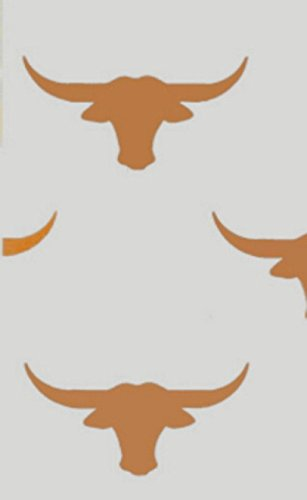 (Western Longhorns Gift Tissue Paper-30 Sheets)