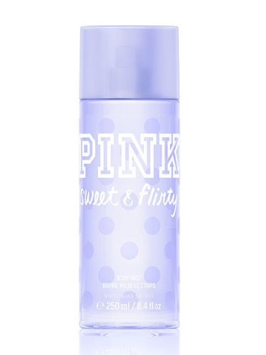 (Victoria Secret Pink Sweet & Flirty Body Mist)