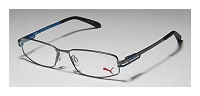 Puma 15351 Atto A-Ii Mens/Womens Vision Care Popular Style Sport Full-rim Eyeglasses/Eyewear