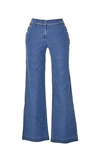 26pcjdpa39xt051419516176 Jeans Algodon Azul Jeckerson Mujer 5fIqtU