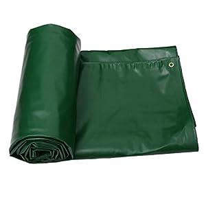 Telo multiuso in PVC, copertura antipioggia, parasole, parasole, impermeabile, ideale per Shelter Shade, tenda piatta… 7 spesavip
