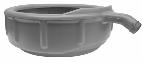 Oil Drain Pan - Hopkins 11845MI FloTool 5 Gallon Open Top Drain Pan